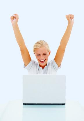 Son site professionnel avec aellio: cliente satisfaite